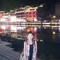 鳳凰古城夜色