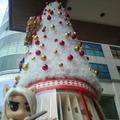 2013年的聖誕樹