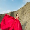 高雄婚紗風格推薦:月世界