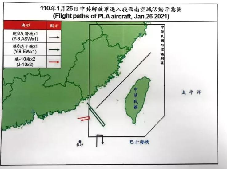 防空識別區(udn新聞)