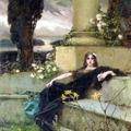 Afternoon Silence, 1900, Wilhelm Kotarbinski