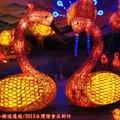 (101)2013台灣燈會在新竹-百鳥朝鳳花燈(天鵝)