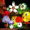 (107)2013台灣燈會在新竹-客家桐花舞春雪花燈