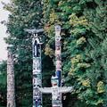 (301)溫哥華-史丹利公園之圖騰柱
