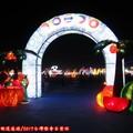 (007)新住民主題燈區-迎賓門