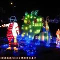 (260)族群融合(原民)燈區-賽德克族之狩獵祭花燈