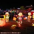 (280)民俗文化燈區-小沙彌花燈