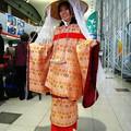 (461)和歌山-南紀白濱空港之日本和服美少女