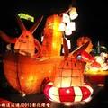 (036)2013彰化燈會-龍貓家族花燈
