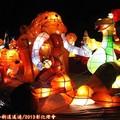 (039)2013彰化燈會-冰原歷險記花燈