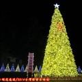 (255)產業燈區-黃金祈福樹
