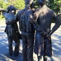 (452)伊利莎白皇后公園之趣味雕像