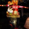 (259)競賽燈區-日月潭號鐵達尼號花燈