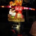(260)競賽燈區-日月潭號鐵達尼號花燈