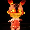 (269)南燈區-競賽燈區「生肖兔花燈」