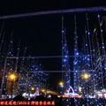 (176)桃園故事軸燈區-銀光造景燈飾