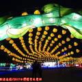 (249)客家主題燈區-燈籠花光廊道