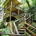 (110)滿月圓森林遊樂區-處女瀑布觀瀑亭