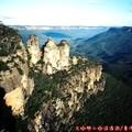 (004)雪梨-藍山國家公園(三姐妹岩)