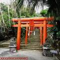 (497)宮崎-鵜戶稻荷神社之鳥居