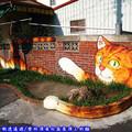 (09)雲林頂溪社區-屋頂上的貓
