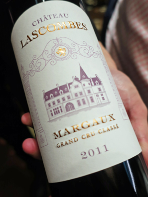 2011 Chateau Lascombes