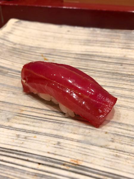 醃漬黑鮪赤身