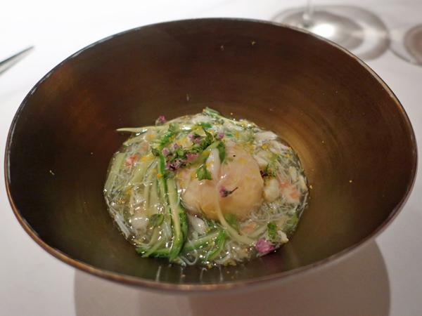 金目鯛蟹肉丸