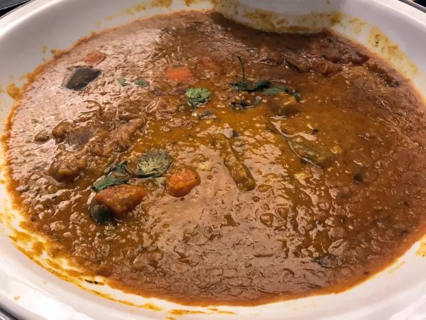 桑巴(Sambar)濃湯