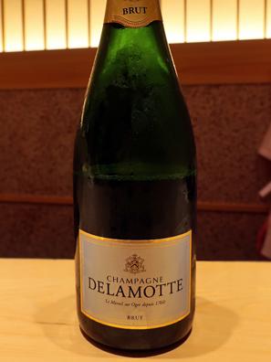 Delamotte香檳