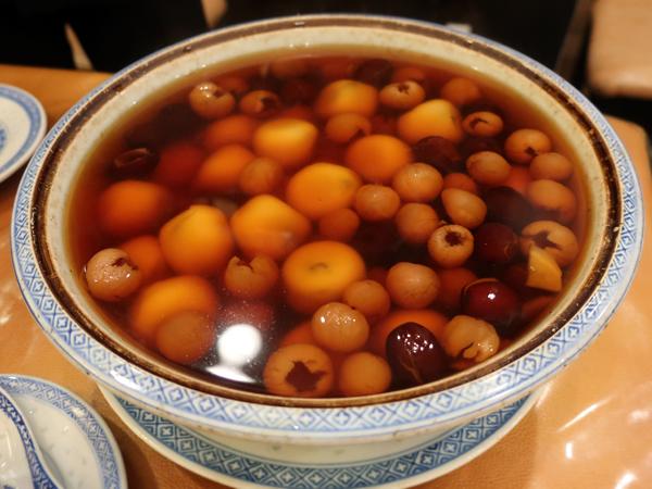桂圓紅棗蓮子甜湯