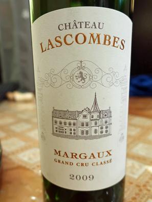 2009 Château Lascombes紅酒