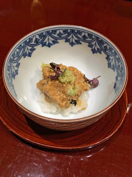 鯛魚糯米蒸飯