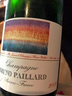 2008 Bruno Paillard Brut
