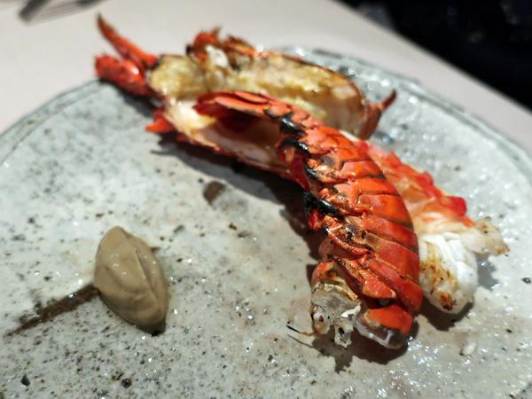 碳烤日本龍蝦