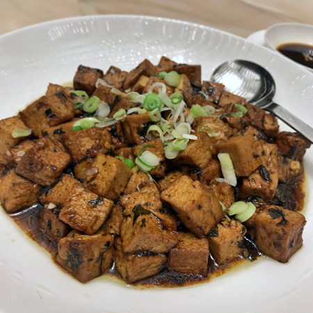 普寧炸豆腐的另一版本