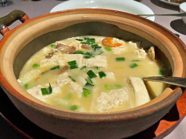 鹽滷豆腐煲