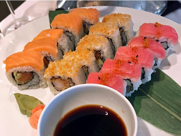 日式押壽司