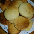 爆米花 . 椰子餅乾