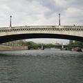 塞納河遊船之旅