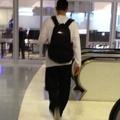 2012.07.04 在機場巧遇林書豪