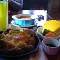 南瓜焗烤鮮蔬洋芋~4