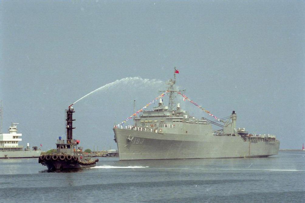 旭海級船塢登陸艦193