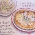 生活速寫 / 手繪眷村味美食