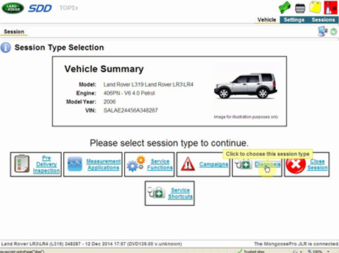 Tell you how to install JLR SDD V139 software - obd2