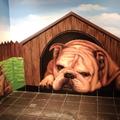 3D彩繪 牆壁彩繪 立體彩繪 百酈藝術公司