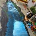 3D彩繪 牆壁彩繪 地板立體彩繪