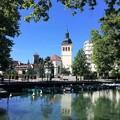 安溪位於法國東南部, 是個湖光山色的美麗小城