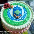 亞洲大學 蛋糕
