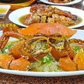 大祥海鮮燒鵝餐廳.秋蟹大餐螃蟹季